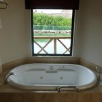 Baño hab. Mayan Suite