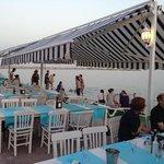 Restaurant on the seaside