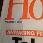 old magazine