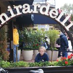 We visited Ghiarardelli, 5-10 minutes from hotel on cable car