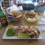 Handmade Ceviche (Excellent!!!)