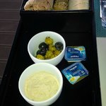 The couvert, just some amuse-bouches to start with!