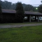 Group Picnic Area & Restrooms
