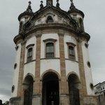 N. S. Rosário dos Pretos - Ouro Preto, MG