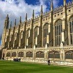trinity college chapel