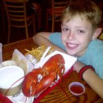 First lobster ever