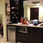 Kitchenette in Studio