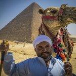 At Pyramids