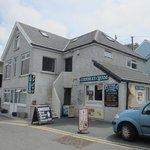 Sennen Cove Ice Cream Parlour