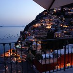 The lights of Positano