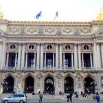 Palais Garnier exterior