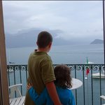 Amazing Lake Como View from our room!