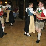 Tyrolean evening at Harmony Hotel.