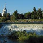 Snake River & Falls