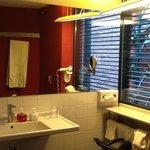 Camper Suite Bathroom
