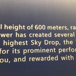 600 metres!