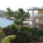 island seas-picture from balcony at room.