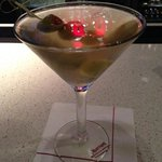 Grey Goose Martini at Lobby Bar