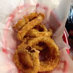 Hand Battered Onion Rings