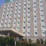 Hotel Route Inn Iwakiizumi Ekimae Foto