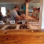 Whalebone Seafood Market
