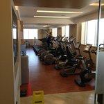 Sheraton Dubai gym