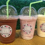 We have smoothies too! Vegan options available as well