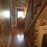 Foyer / stairway