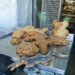 Figuras de pan