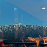 Remarkablew view from Gondola Restaurnant