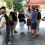 Walk of Fame for Yiddish theatre