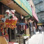 Curiosidades em China Town