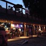 Live music at the Tiki Bar