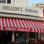Wilson's in Ephraim, WI