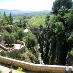 Jardines De Cuenca garden