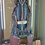 Samurai warrior outfit