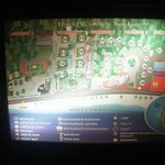 Mapa Hotel
