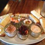 In Jars Appetizer from Sept 13 visit for Dinner