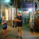 @Pyramid brewery