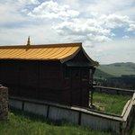 Monastery view