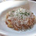 Ricotta gnocchi, six hour bolognese
