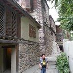 Shigar Fort Entrance