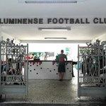 Main entrance into Stadium/Football Museum