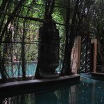 Pool access (Baray Villa)