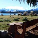 Stunning view of Lake Tekapo
