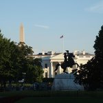 Great view of the White House