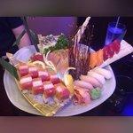 Sushi &sasimi