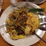 Real authentic PadThai we had in Thailand!