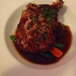 Pork Chop - with wonderful sauce