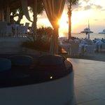 Great sunset......